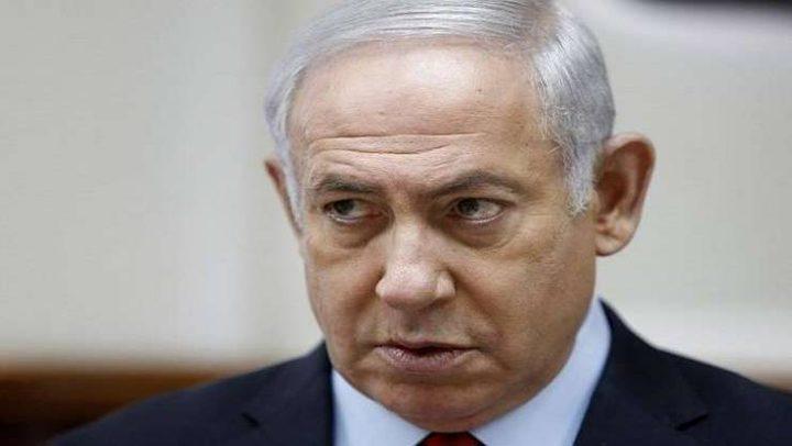 نتنياهو يدعو لإغلاق سماء إيران