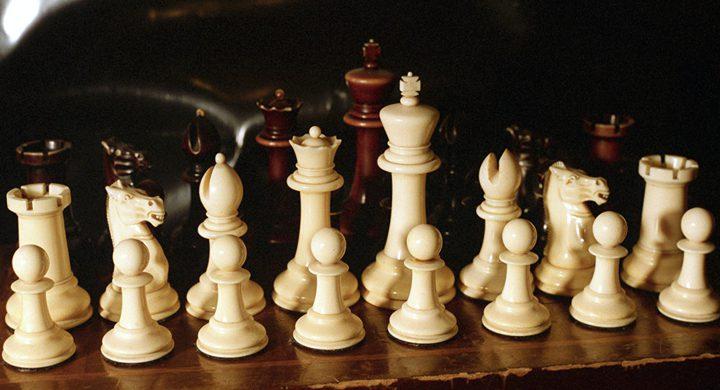 بطولة العالم في الشطرنج تحت الماء
