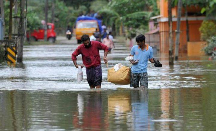 445 قتيلا بحصيلة جديدة بفيضانات الهند