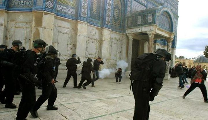 الأوقاف تدعو اليونسكو لوقف انتهاكات الاحتلال