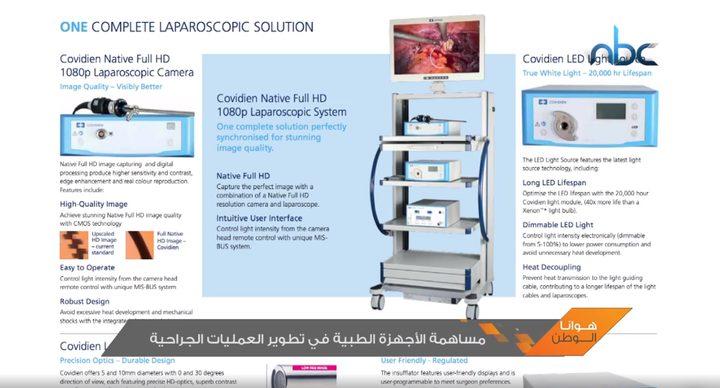 مساهمة الأجهزة الطبية في تطوير العمليات الجراحية