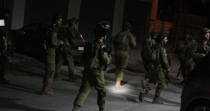 الاحتلال يواصل الاعتقالات في الضفة