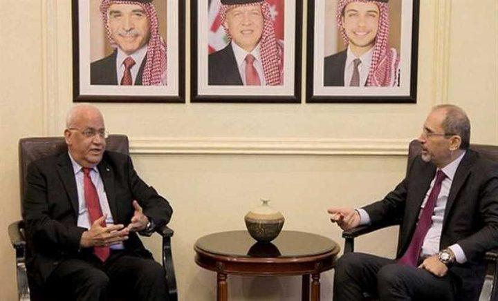 قمة فلسطينية أردنية.. هذا ما تناولته