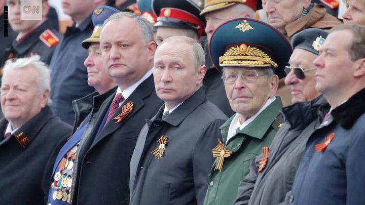 روسيا تستعرض في أكبر حدث عسكري