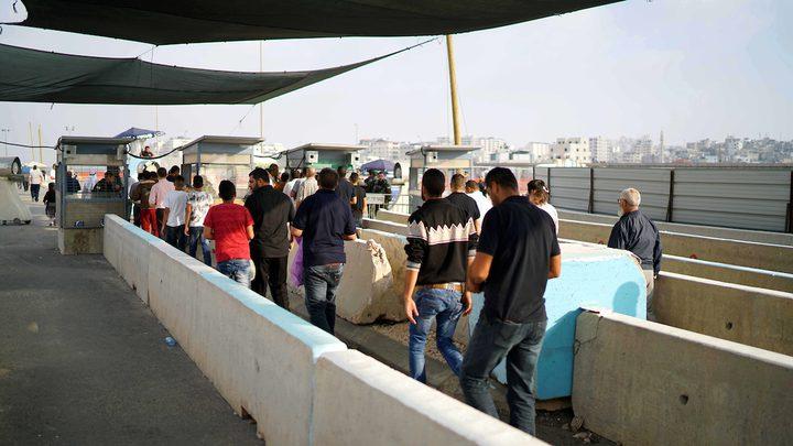 الاحتلال يعرقل دخول المصلين إلى الأقصى