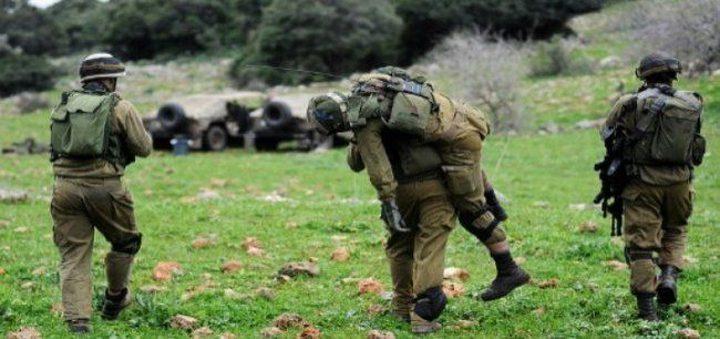 روبوت إسرائيلي لإنقاذ الجنود المصابين في الميدان