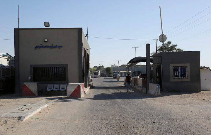 تسهيلات مصرية للفلسطينيين على معبر رفح