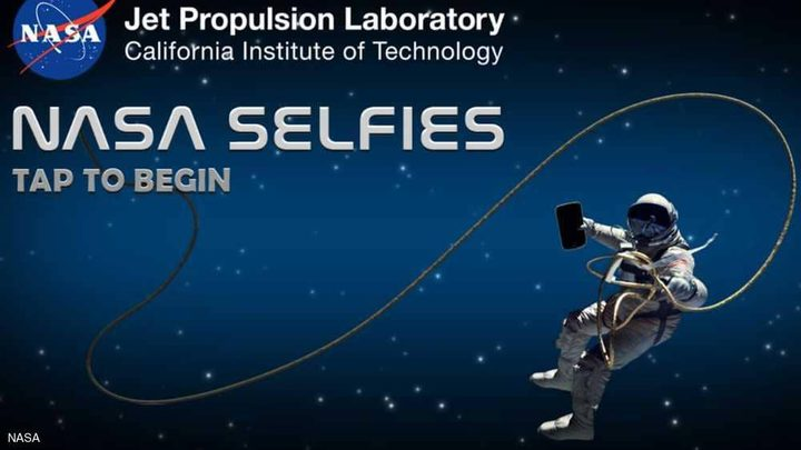"""ناسا تمنحك فرصة لالتقاط """"سيلفي في الفضاء"""""""