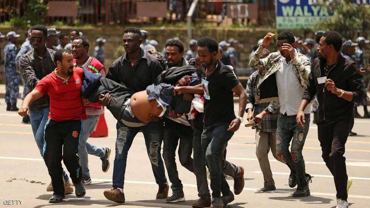 """تهم """"قتل وتعذيب واغتصاب"""" تطيح مسؤولا إثيوبيا"""