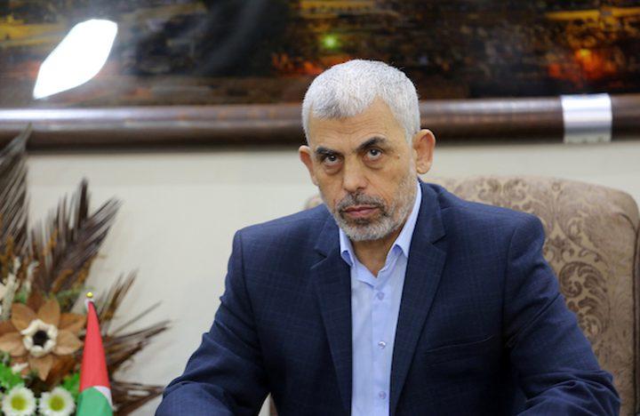 موقع عبري: اختفاء السنوار عن الأنظار يقلق إسرائيل