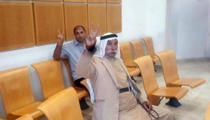 الحكم على شيخ العراقيب بالسجن 10 اشهر