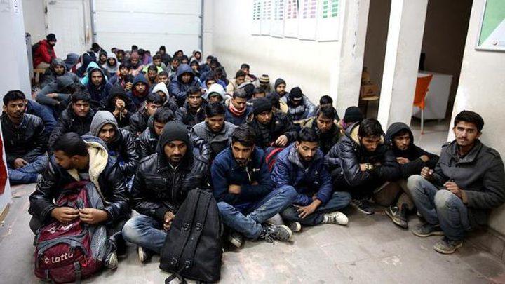 تركيا: ضبط 101 أجنبيا حاولوا التسلل إلى أوروبا