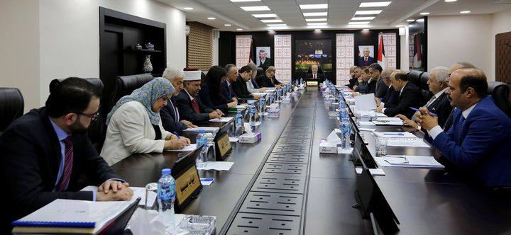 الحكومة تدعو حماس للاستجابة لخطة الرئيس للمصالحة