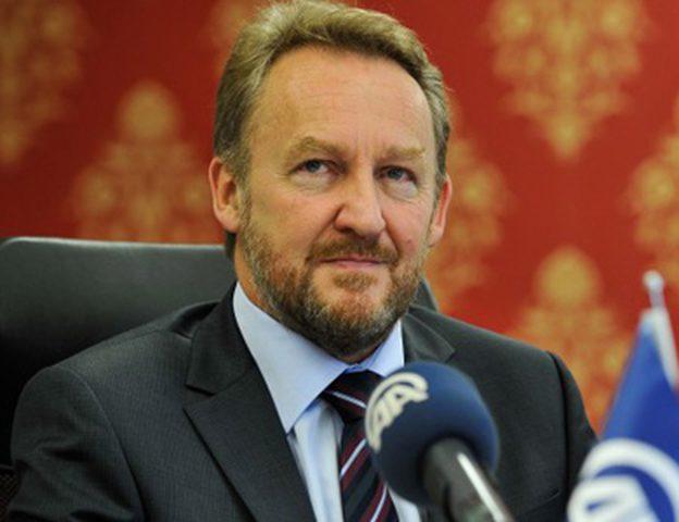 الرئيس البوسني يزور فلسطين لأول مرة غداً