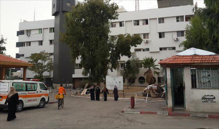 وفاة طفلة بحادث سير شرق غزة