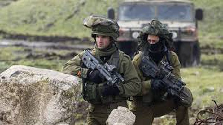 الاحتلال يبدء تدريب قواته على إستراتيجية جديدة