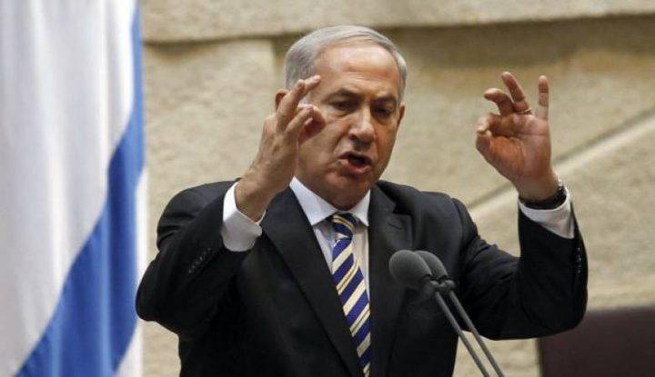 نتنياهو يهدد الإسرائيليين بالصلع