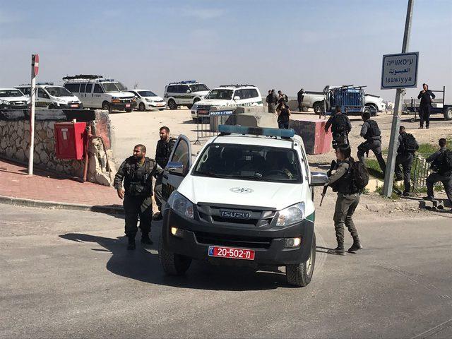 الاحتلال يدّعي إصابة جندي في قرية العيسوية