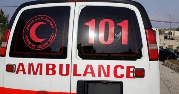 وفاة طفل متأثرا بجراحه في حادث سير برفح