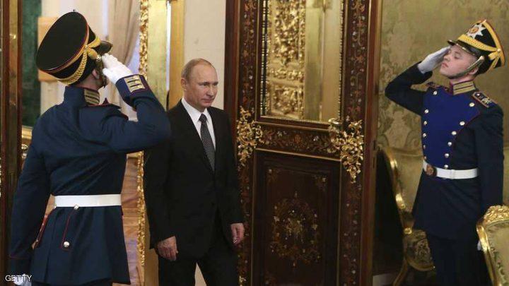 بوتن يقيل 15 جنرالا ويعين وزيرا للداخلية في القرم
