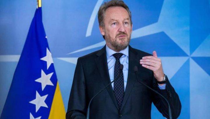 الرئيس البوسني: استمرار الاستيطان يعيق طريق السلام