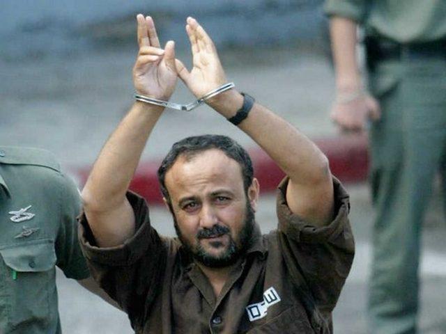 مروان البرغوثي يدعو لعقد مؤتمر يجمع فتح وحماس
