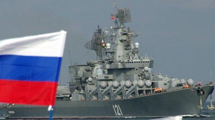صحيفة: روسيا تحشد بوارجها الحربية في المتوسط
