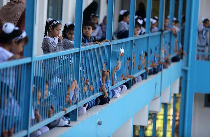 أبو عاذرة يوضح خطة عمل العام الدراسي الجديد في غزة
