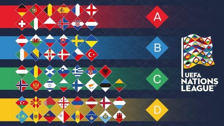 """تعرف على بطولة """"دوري الأمم الأوروبية"""" الجديدة"""