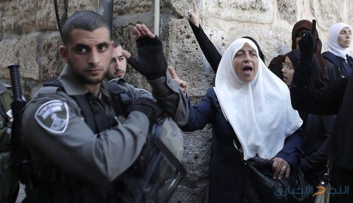 الاحتلال يُبعد ناشطة مقدسية عن الأقصى لمدة 6 أشهر
