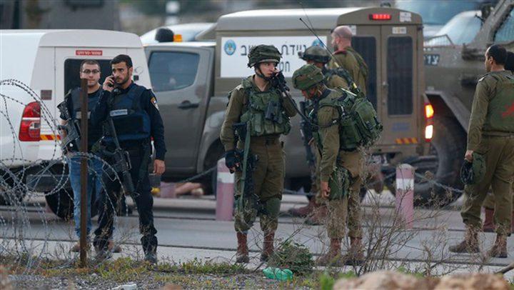 الاحتلال يعتقل ثلاثة شبان شرق نابلس