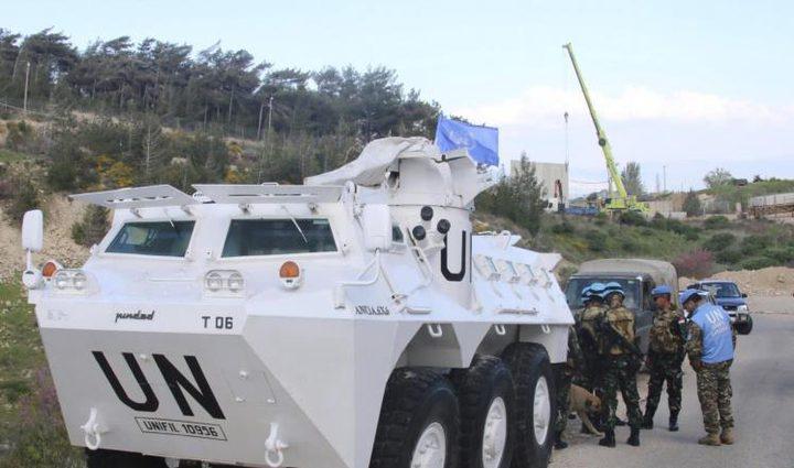 """مجلس الأمن يمدد ولاية بعثة """"يونيفيل"""" بلبنان"""
