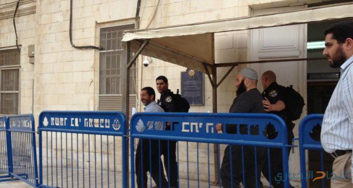 مقاطعة محاكم الاحتلال ستبقى سارية المفعول