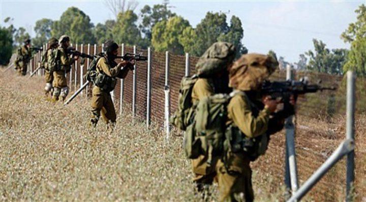 الاحتلال يطلق النار صوب مخيم العودة شرق خانيونس