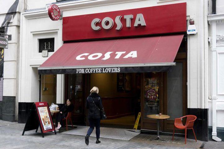 """كوكاكولا تشتري """"كوستا كوفي"""" البريطانية"""