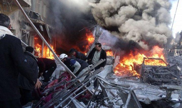 لافروف: موسكو لا تعتزم إخفاء تحركاتها في إدلب