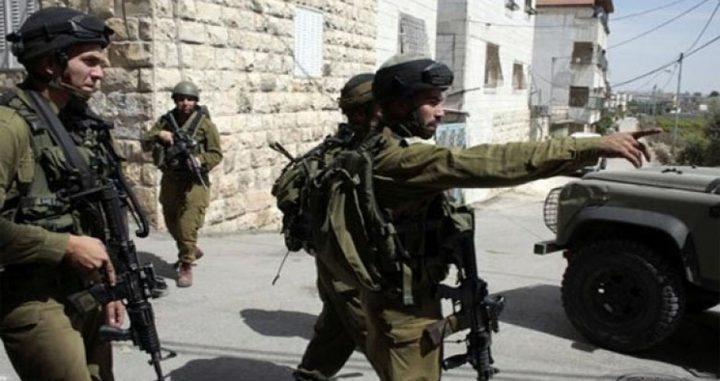 قوات الاحتلال تقتحم بلدة نحالين
