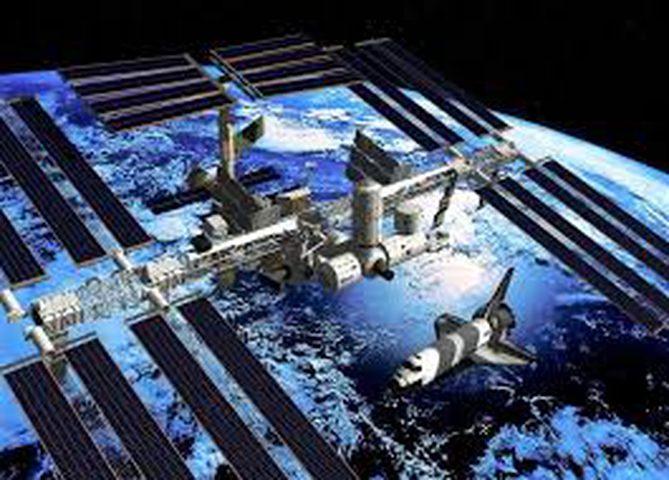 تسرب هوائي في محطة الفضاء الدولية