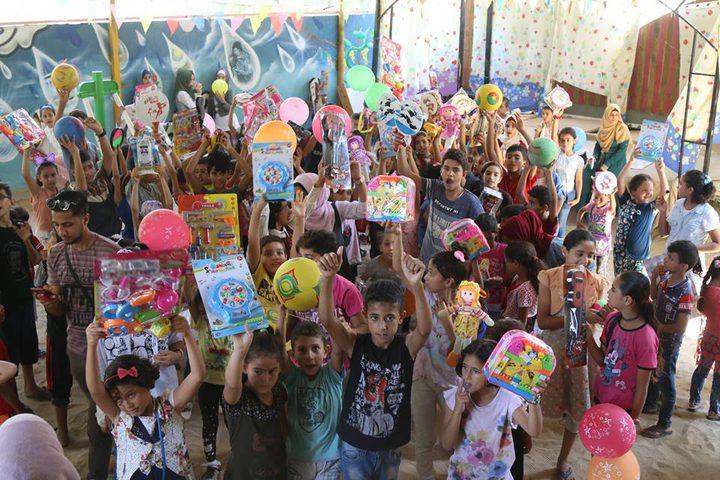 معلمات الروضات مهددات بالتسريح من العمل في غزة