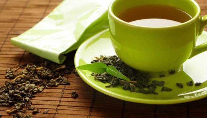 """تجربة علمية تكشف """"فائدة مذهلة"""" للشاي الأخضر"""
