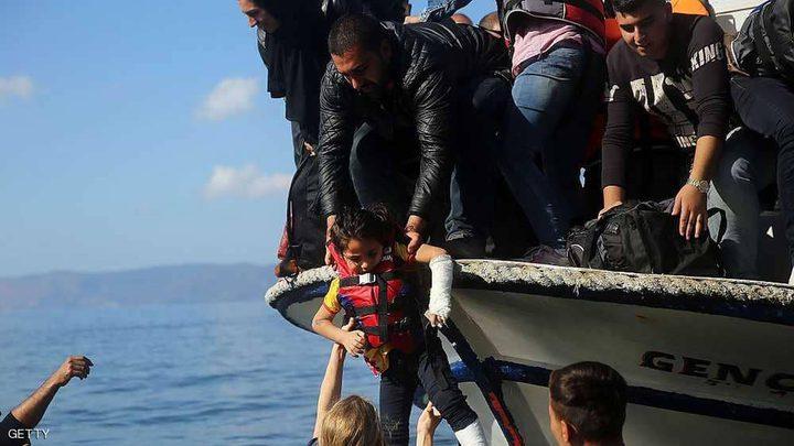 الشرطة القبرصية تنتشل مهاجرين سوريين قرب سواحلها