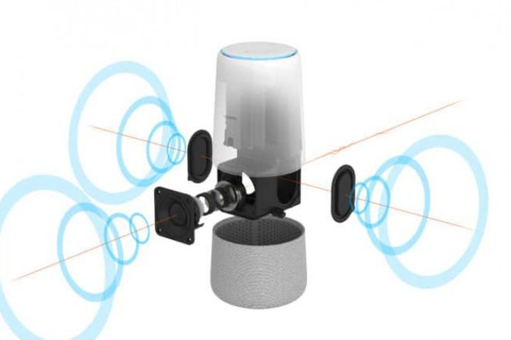 هواوي تطلق جهاز HUAWEI AI Cube ثنائي الاستخدام