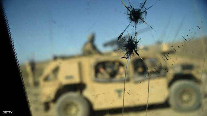 """""""هجوم داخلي"""" يقتل جندياً أمريكياً في أفغانستان"""