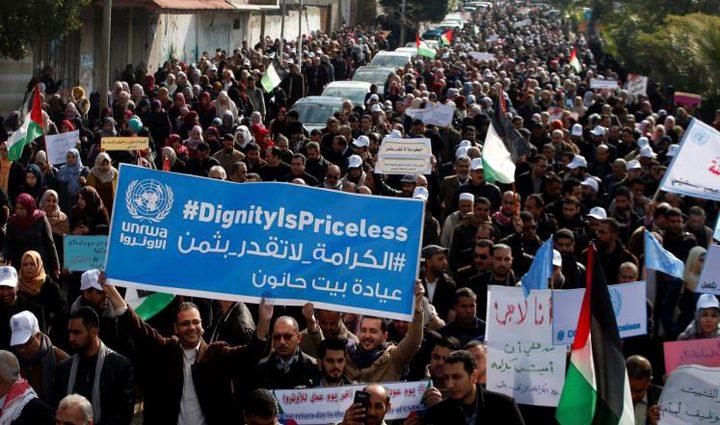 الاحتلال يخطط لتصفية وجود الأونروا في القدس