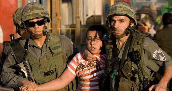 اعتقال 27 طفلا إداريا منذ تشرين أول 2015