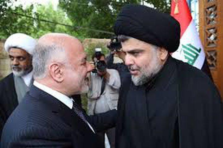 العراق: الصدر والعبادي يشكلان أكبر تحالف حكومي