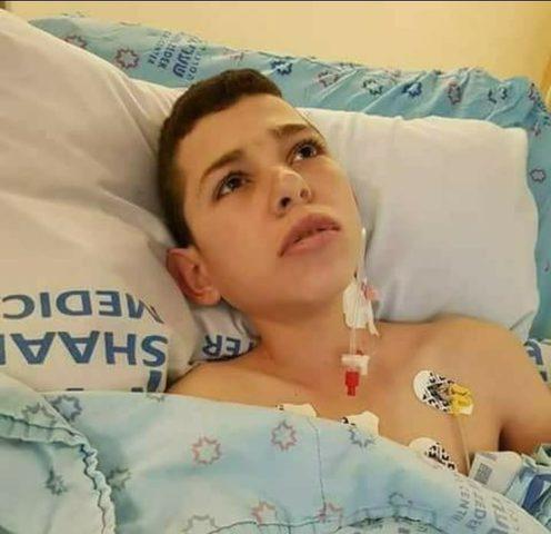 أبو بكر: الطفل التميمي ضحية جريمة طبيةفي سجن عوفر