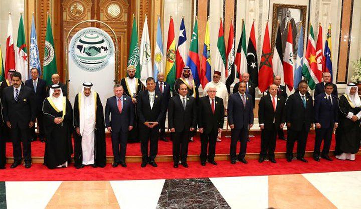 محيسن: الرئيس يُنسق مع الزعماء العرب