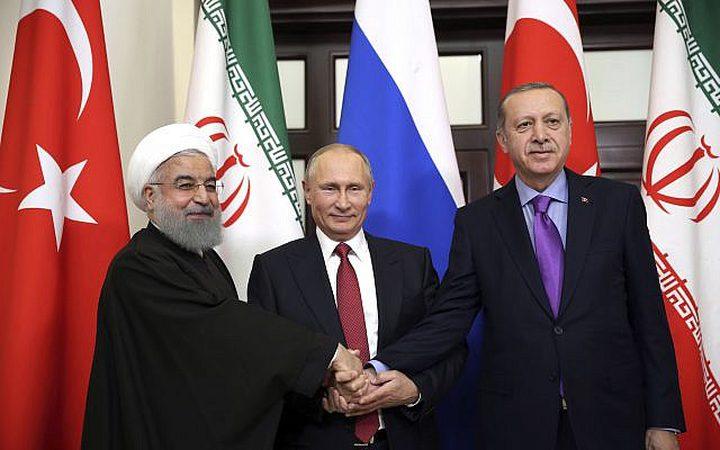 قمة ثلاثية في إيران لمناقشة وضع سوريا