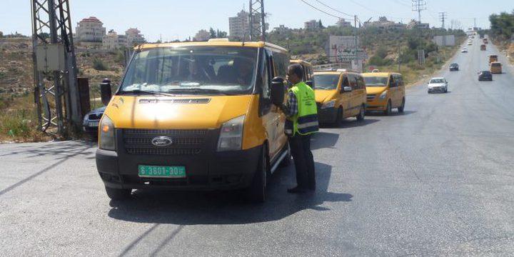 حملة المرور مستمرة والمواطنون مرتاحون